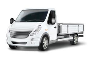 Lkw Versicherung Pritschenwagen